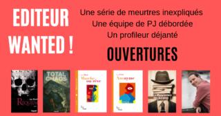 Luc Fivet : polars édités et numériques, conférences, coaching littéraire